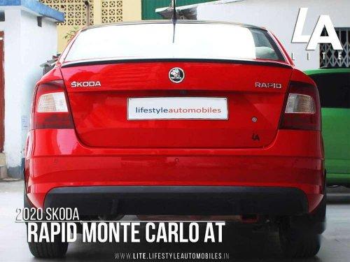 2020 Skoda Rapid MT for sale in Kolkata