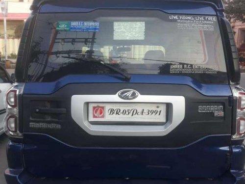 Used Mahindra Scorpio 2016 MT for sale in Patna