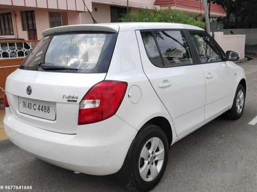 Used Skoda Fabia 2009 MT for sale in Coimbatore