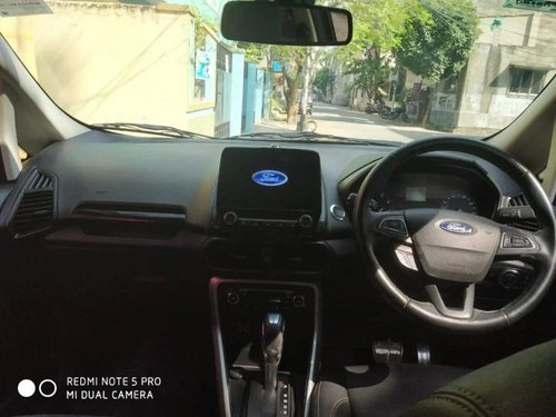 Used Ford Ecosport 2018 AT for sale in Kolkata