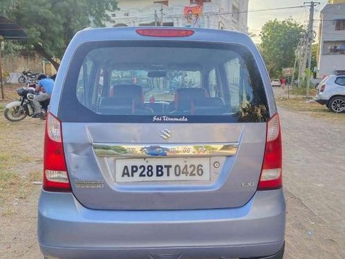 Maruti Suzuki Wagon R LXI 2012 MT for sale in Hyderabad