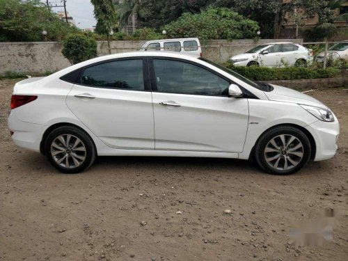 Used 2014 Hyundai Fluidic Verna MT for sale in Kalyan
