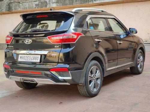 Used 2018 Hyundai Creta 1.6 CRDi AT SX Plus in Mumbai