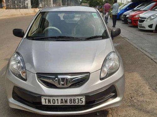 Used Honda Brio 2014 MT for sale in Chennai