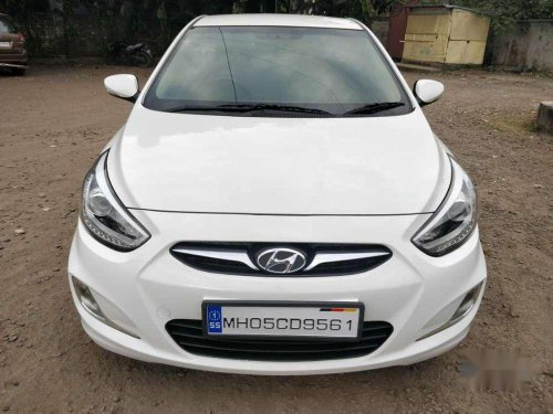 Used 2014 Hyundai Fluidic Verna MT for sale in Kalyan -11