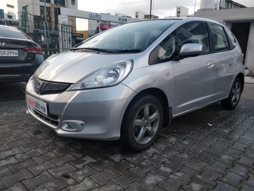 Used Honda Jazz X 2012 MT for sale in Chennai