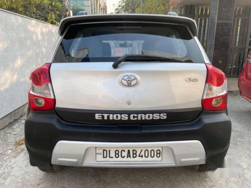 Used 2015 Toyota Etios Cross MT for sale in Noida
