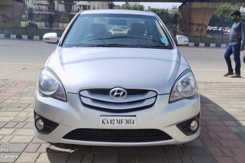 Used 2011 Hyundai Verna MT for sale in Bangalore