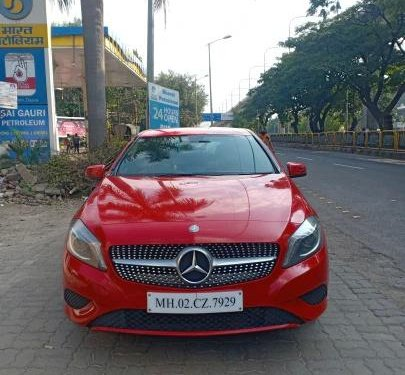 Used Mercedes Benz A Class A 180 CDI 2013 AT in Pune