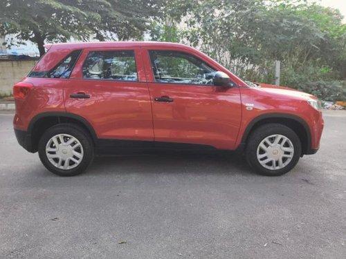 Maruti Suzuki Vitara Brezza 2016 MT for sale in Bangalore