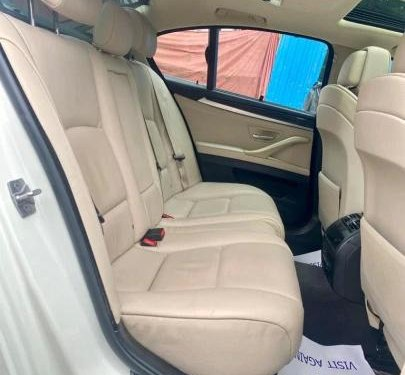 Used BMW 5 Series 520d 2015 AT for sale in Mumbai