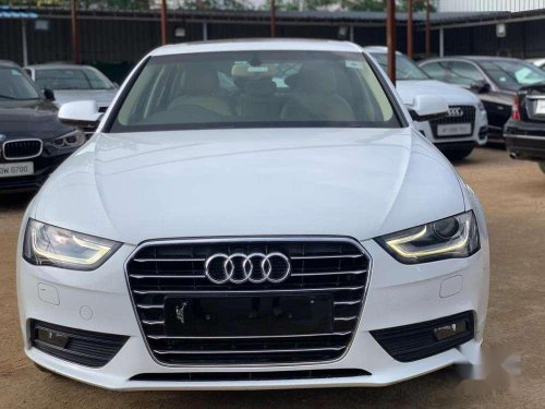Used Audi A4 2.0 TDI 2015 AT for sale in Hyderabad
