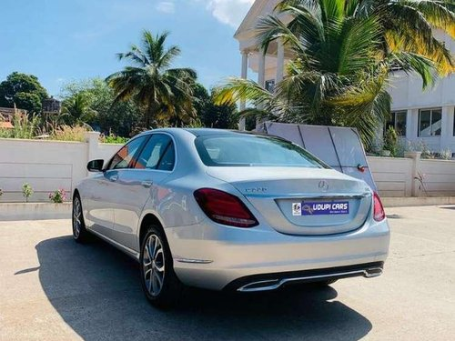 Used 2015 Mercedes Benz C-Class AT for sale in Nagar