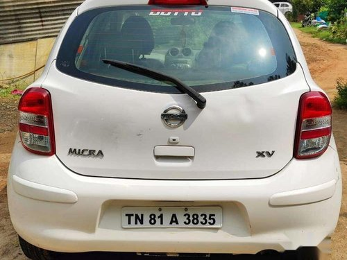 Used Nissan Micra XV 2012 MT for sale in Chennai