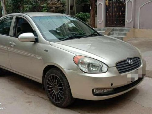 Used Hyundai Verna 2008 MT for sale in Hyderabad