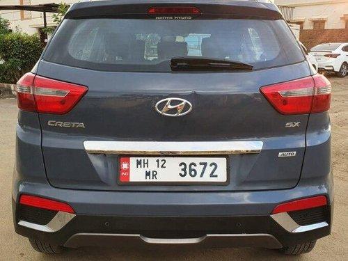 Used 2016 Hyundai Creta 1.6 CRDi AT for sale in Pune