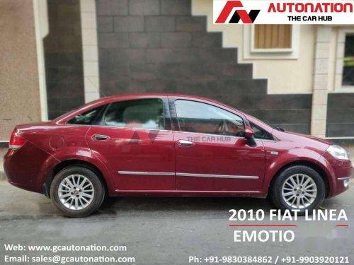 Fiat Linea Emotion 2010 MT for sale in Kolkata