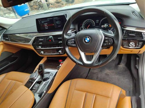 Used BMW 5 Series 520d Luxury Line 2017 AT in Hyderabad