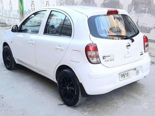 Used Nissan Micra XV 2012 MT for sale in Ludhiana