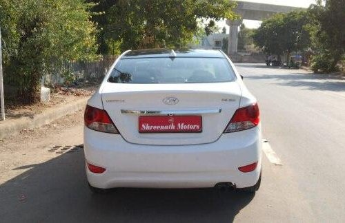 Used Hyundai Verna 2014 MT for sale in Ahmedabad -3