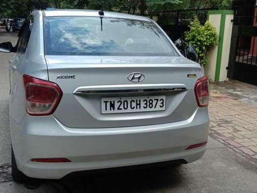Used Hyundai Xcent 2015 MT for sale in Chennai