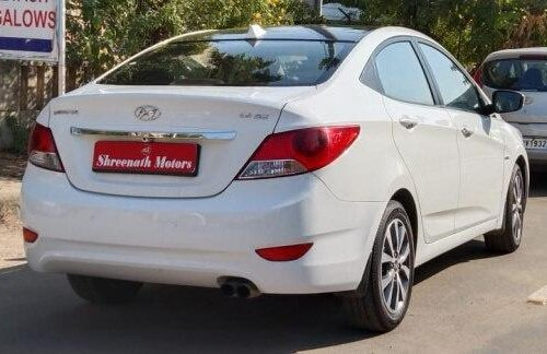 Used Hyundai Verna 2014 MT for sale in Ahmedabad -6