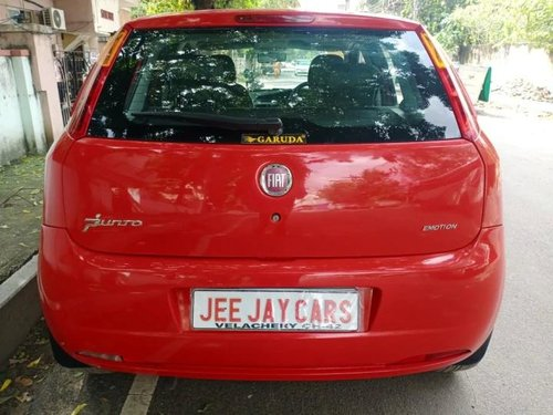 Used Fiat Punto 1.3 Emotion 2012 MT for sale in Chennai-6