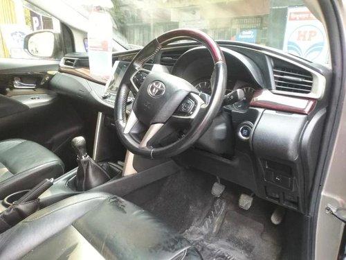 Used Toyota Innova Crysta 2016 MT for sale in Mumbai