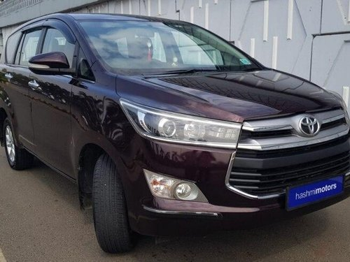 Used Toyota Innova Crysta 2016 MT for sale in Mumbai