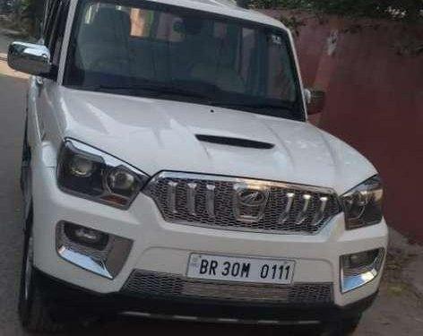 Used 2015 Mahindra Scorpio MT for sale in Patna