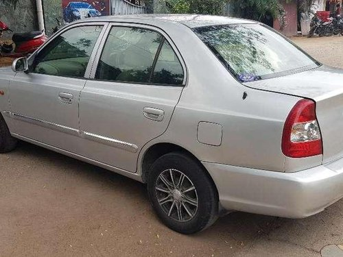 Used 2011 Hyundai Accent MT for sale in Hyderabad