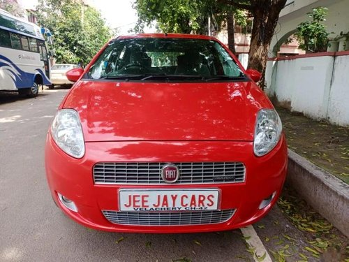 Used Fiat Punto 1.3 Emotion 2012 MT for sale in Chennai