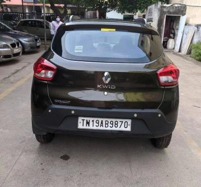 Used Renault KWID 2016 MT for sale in Chennai