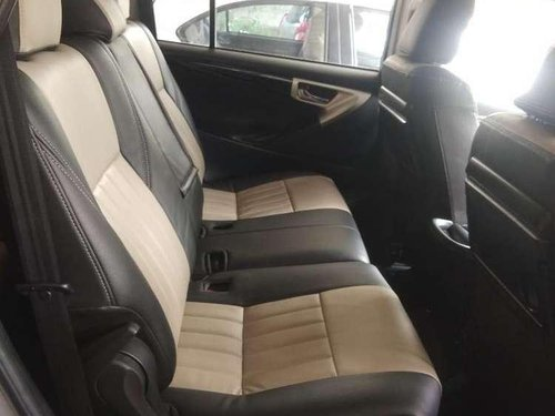 Used Toyota Innova Crysta 2018 MT for sale in Pondicherry