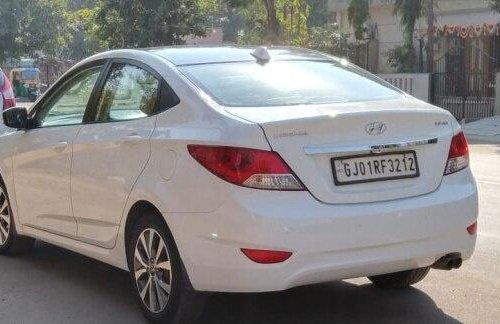Used Hyundai Verna 2014 MT for sale in Ahmedabad -2