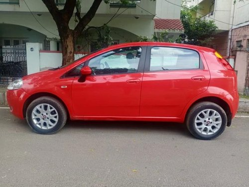 Used Fiat Punto 1.3 Emotion 2012 MT for sale in Chennai-4