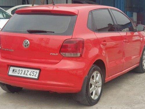 Volkswagen Polo Petrol Highline 1.2L 2010 MT in Pune