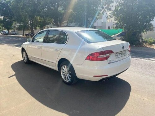 Used 2015 Skoda Superb AT for sale in Ahmedabad