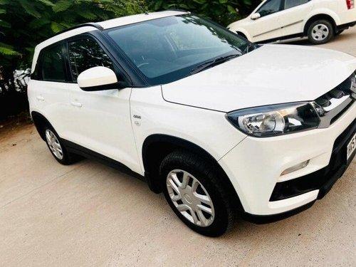 Used 2019 Maruti Suzuki Vitara Brezza AT for sale in Faridabad