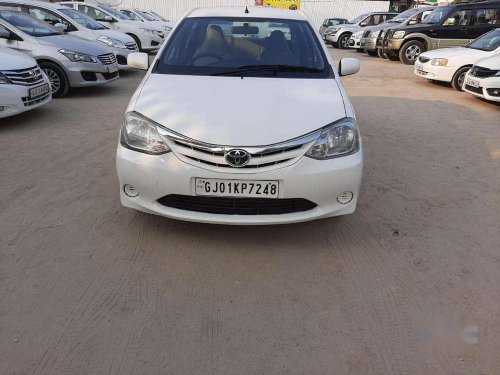 Used 2012 Toyota Etios MT for sale in Ahmedabad