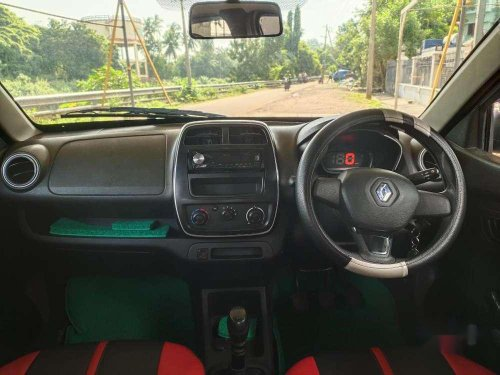 Used Renault Kwid RXL 2017 MT for sale in Thanjavur