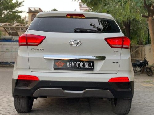 Used 2017 Hyundai Creta AT for sale in Kolkata