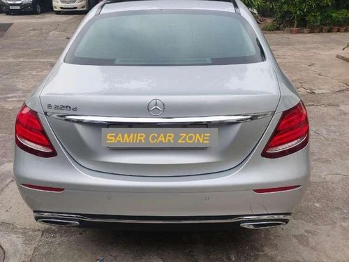 Used 2018 Mercedes Benz E Class AT for sale in Kolkata