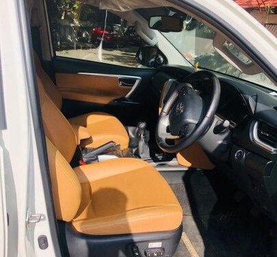 Toyota Fortuner 2020 MT for sale in Bangalore