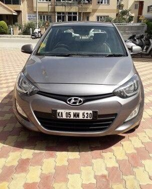 Used Hyundai i20 2012 MT for sale in Bangalore