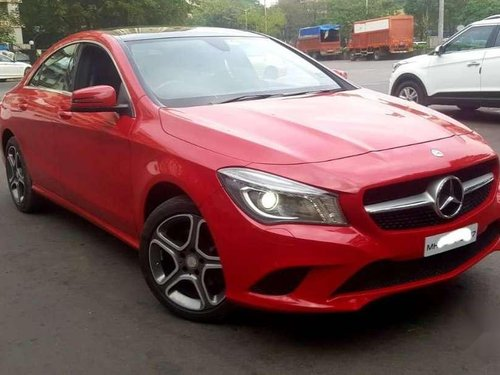 Used 2016 Mercedes Benz CLA 220 CDI Sport AT in Mumbai