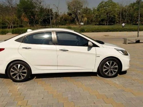 Used Hyundai Verna 1.6 CRDi SX, 2014, MT in Gandhinagar