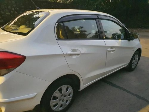 Honda Amaze S i-Vtech 2014 MT for sale in Mumbai