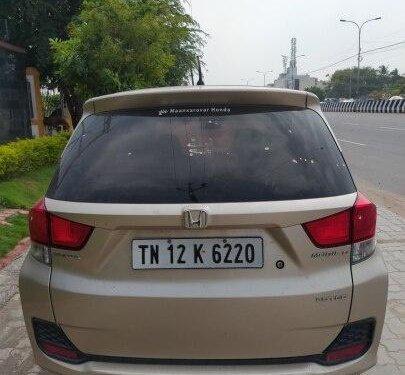 Used Honda Mobilio S i-DTEC 2015 MT for sale in Chennai