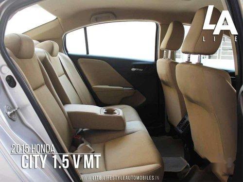 Honda City 1.5 V Manual, 2015, MT for sale in Kolkata